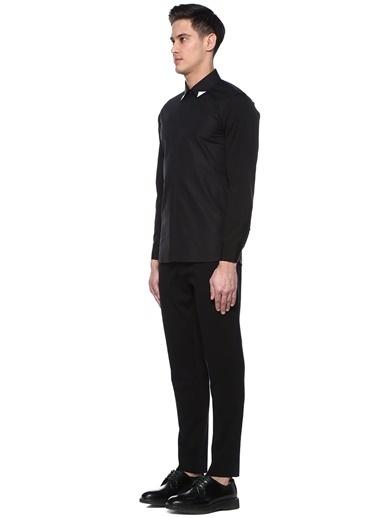 Neil Barrett Gömlek Siyah